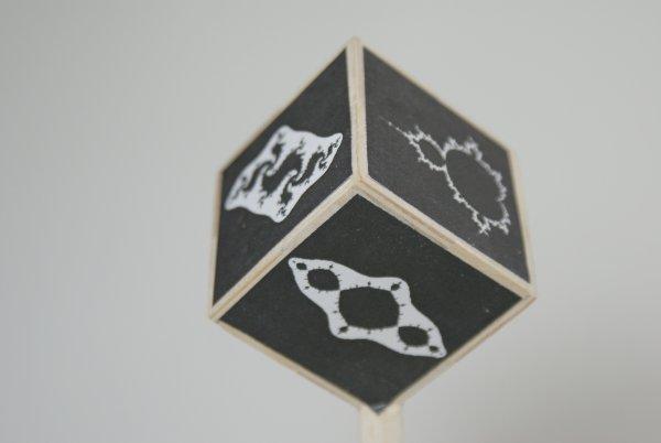 Mandelbrot Cube