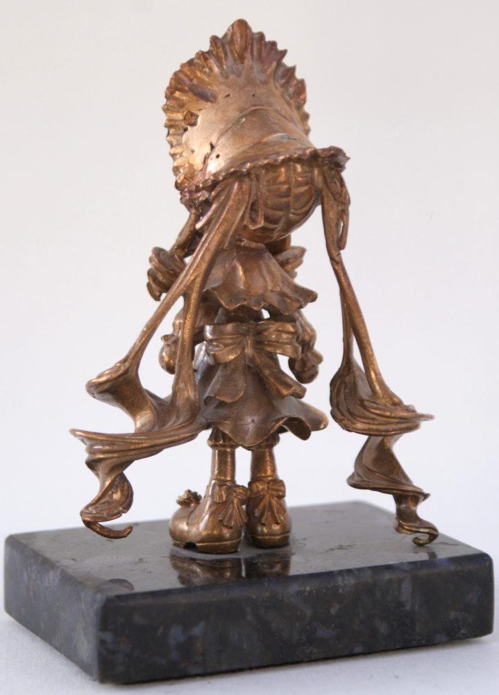 Shinku in Bronze