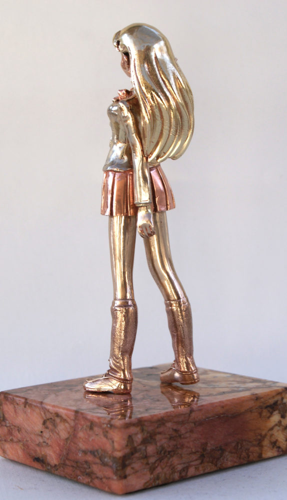 Ryoko Inoue in Bronze