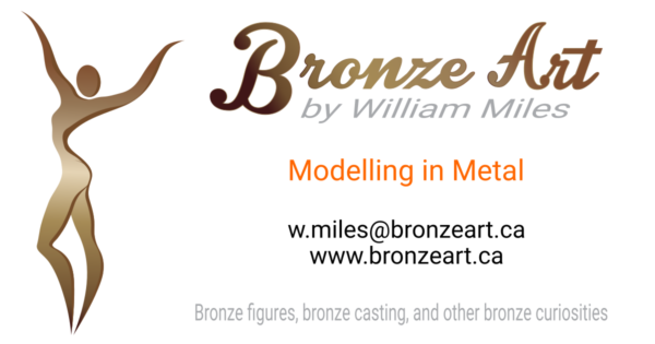 Bronze Art by William Miles