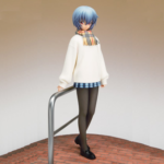 Rei Ayanami - Winter