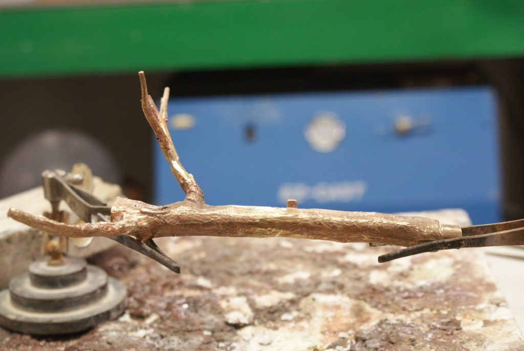 Faerie on Twig