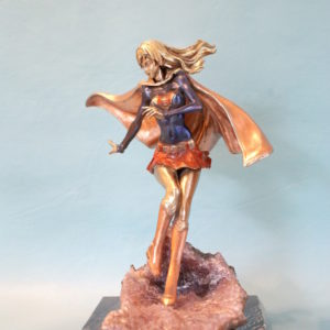Supergirl on Amethyst